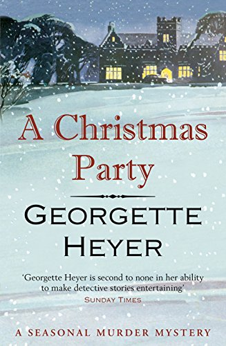 A Christmas Party (Seasonal Murder Mystery)