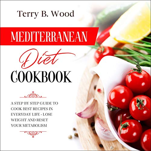 Mediterranean Diet Cookbook cover art