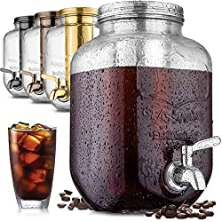 Image of 1 Gallon Cold Brew Coffee...: Bestviewsreviews