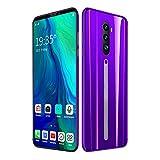 Mobile Phone Pantalla Grande con Gota de Agua 5,8 Pulgadas teléfono móvil Android teléfono móvil con Doble SIM Desbloqueado teléfono Inteligente de 4+64GB batería de 4000 mAh cámara de 8MP + 16MP