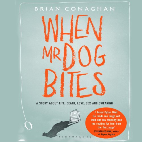 When Mr. Dog Bites audiobook cover art