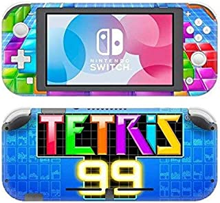 Brain game Stickers Decals Skin for Nintendo Switch Lite, Cover Protector Wrap Durable Full Set Protection Faceplate Console Joy-Con Dock by Bafna Anusha