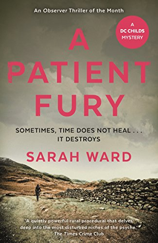 A Patient Fury (DC Childs mystery) by [Sarah Ward]