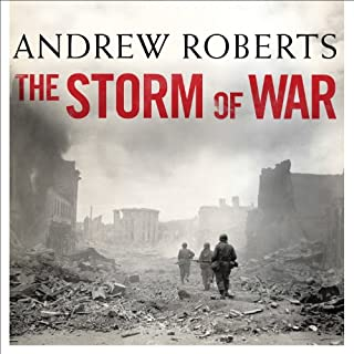 The Storm of War audiobook cover art