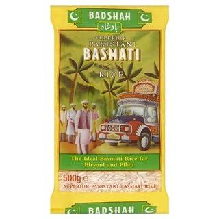 Badshah Basmati Rice 500 g (Pack of 12) (B0042YECHM) | Amazon price tracker / tracking, Amazon price history charts, Amazon price watches, Amazon price drop alerts