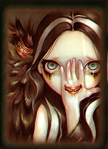 Artists of Magic Premium Deck Protectors: Speak No Evil w/Artwork by Jasmine Becket Griffith (Pack of 80 Sleeves)