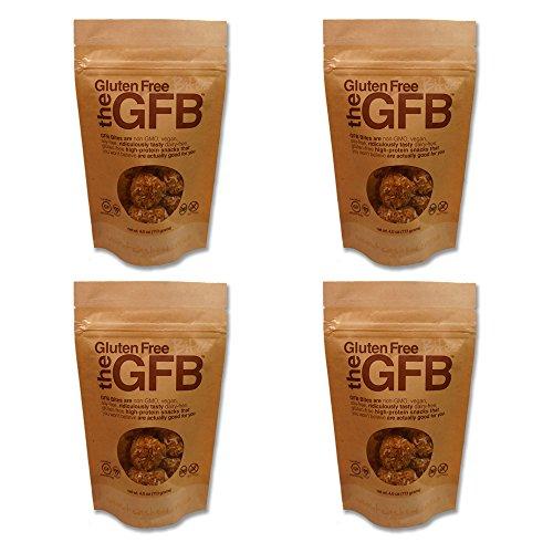 Coconut Cashew Crunch Glutenfree Protein Bites 4 Pack (4oz Ea)