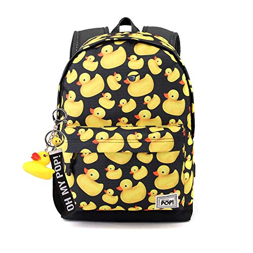 Oh My Pop Oh My Pop! Coin Coin-HS Backpack Mochila Tipo Casual 42 Centimeters 23 Multicolor (Multicolour)