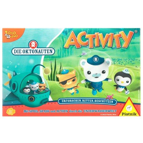 Piatnik Activity - Die Oktonauten