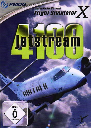 Flight Simulator X - PMDG Jetstream 4100