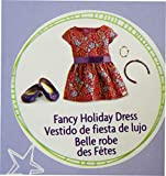 American Girl Truly Me Fancy Holiday Dress for 18' Dolls (Doll Not Included)