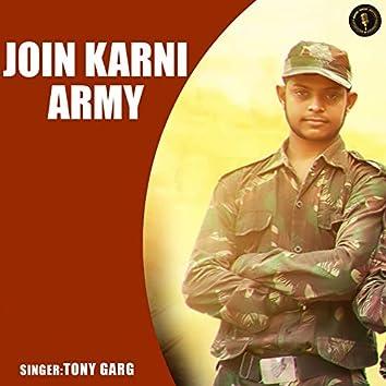 Join Karni Army