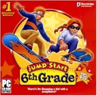 jumpstart sixth grade