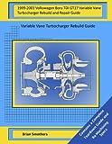 1999-2003 Volkswagen Bora TDI GT17 Variable Vane Turbocharger Rebuild and Repair Guide: Variable Vane Turbocharger Rebuild Guide