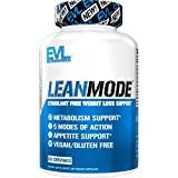 Evlution Nutrition Lean Mode - Complete Stimulant-Free Weight Loss Support and Diet System with...