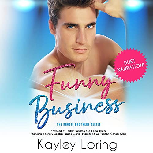 Funny Business cover art