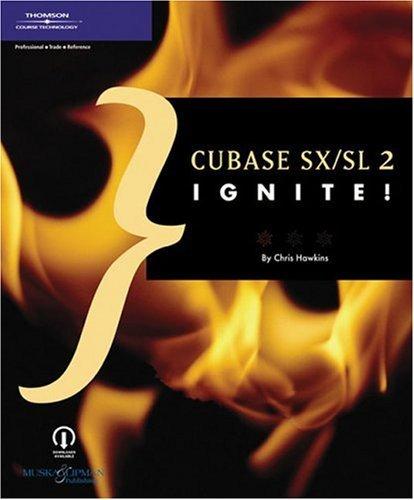 Cubase SX/SL Power Start! (Ignite!) by Muska & Lipman Development (2004-04-07)