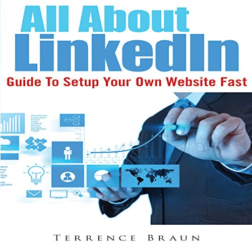 All About LinkedIn audiobook cover art