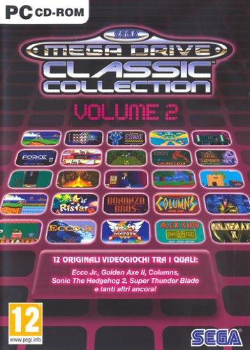 Sega Mega Drive Collection vol.2 [Importación italiana]