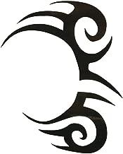 Tribal Face Temporary Tattoo