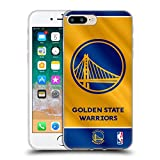 Head Case Designs Licenciado Oficialmente NBA Estandarte 2019/20 Golden State Warriors Carcasa de Gel de Silicona Compatible con Apple iPhone 7 Plus/iPhone 8 Plus
