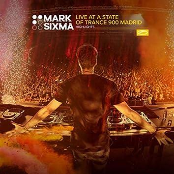 Live at ASOT 900 Madrid (Highlights)