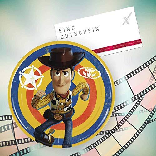 CinemaxX Toy Story 4 Filmdose Single mit 1 Kinogutschein