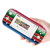 Colorful Mexican Blanket Stripes Protector Skin Stickers for Nintendo Switch Anti-Scratch Vinyl Decal Sticker for Switch and Joy Con for Switch lite