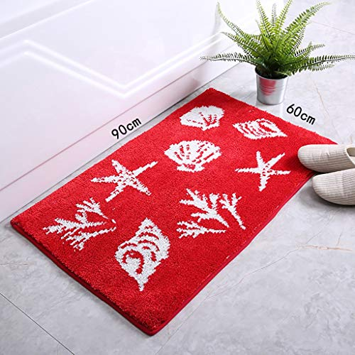 Fantastic Prices! Bath mats antiscivolo Absorbent Floor Mat Carpet Rug for Bathroom Entry mat Floor ...