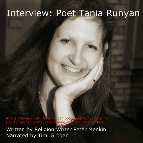 Interview: Illinois Poet Tania Runyan Reflects on Her Poetry and Faith audiobook cover art