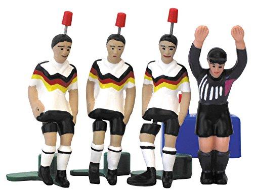 Tipp-Kick (Mieg) Gioca a Calcio 018101, i Classici della Coppa del Mondo