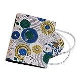 Caja de máscara Cubierta cara Bolsa for polvo for Office Trabajadores pequeño y portátil puede ser reutilizado Polivalente de carpeta portátiles de almacenamiento puede colocar llaves / de la joyería