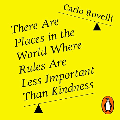 There Are Places in the World Where Rules Are Less Important than Kindness cover art