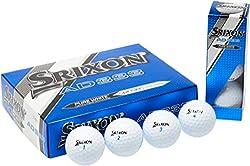 Srixon AD333 Bolas Golf Blanco