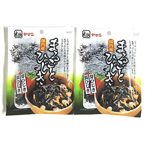 芽 ひじき 天然 伊勢産 乾燥 ヒジキ 16g 2袋セット