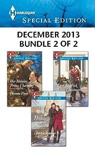 Harlequin Special Edition December 2013 - Bundle 2 of 2: An Anthology