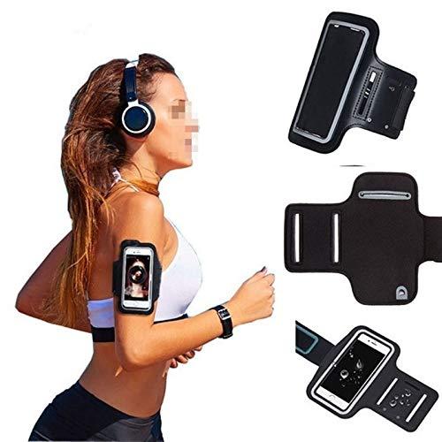 CMDZSW 4.7/6.5 Pulgadas del teléfono móvil de la Caja del brazal de los Deportes de la Cubierta Protectora for iPhone (Color : For iPhone 5 5s)
