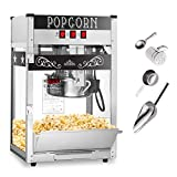 7. Olde Midway Commercial Popcorn Machine Maker Popper with 8-Ounce Kettle - Black