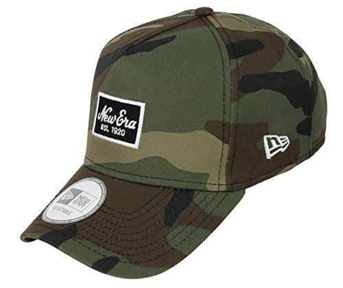 New Era Script Trucker Adjustables NEW ERA Camouflage