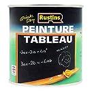 Rustins 500ml Quick Dry Blackboard Paint - Black