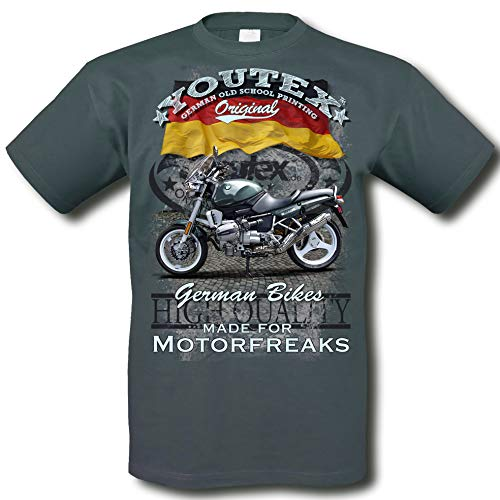 youtex R1100R Bike Motorrad Vintage T-Shirt (L)