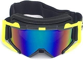 Yxx max Gafa Deportiva Gafas de esquí de Invierno Modelos para Hombres y Mujeres Gafas antivaho permanentes Dobles Senderismo Gafas para Exteriores HD