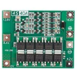 Gfhrisyty 4S 40A Li-Ion batería de litio 18650 cargador PCB BMS Junta para el motor de taladro 14.8V 16.8V Lipo Cell Module