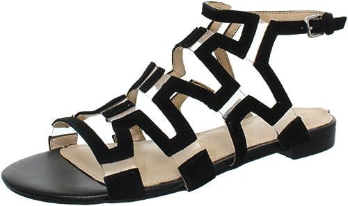 Guess - Sandales Guess ref_guess40836-noir