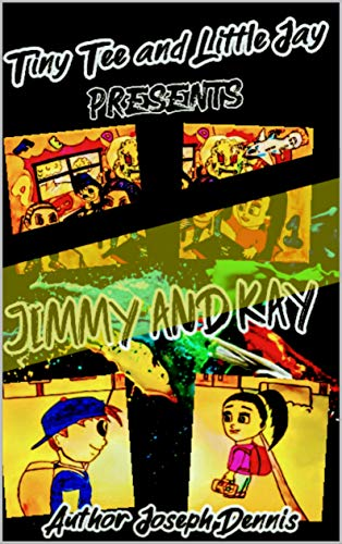 Tiny Tee and Little Jay, Presents: Jimmy and Kay: Tiny Tee and Little Jay. Volume 1 & 2 (Germ Fighters) (English Edition)