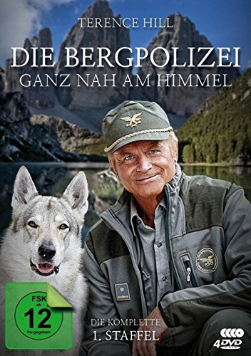 Die Bergpolizei - Ganz nah am Himmel - Die komplette 1. Staffel [4 DVDs] [Italia]