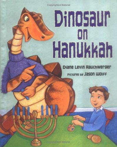 Dinosaur On Hanukkah (Dinosaur Holiday Set)