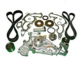 TBK Timing Belt Kit Replacement for Toyota Tundra 2000 to 2006 4.7L V8 Water...