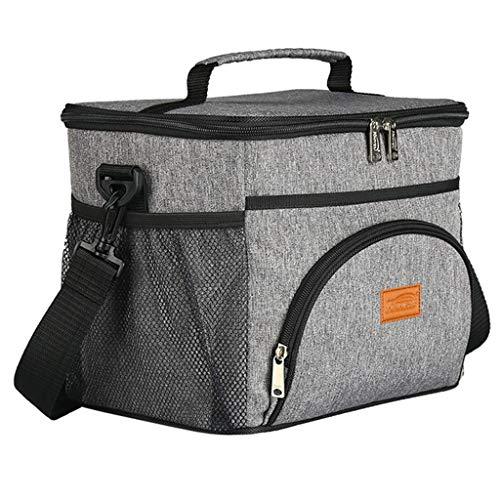 picknick tassen grote picknick koelbox Verstelbare Schouderband Waterdichte Lunch Tas voor Camping Uitgaan Werk