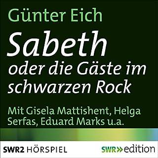 Sabeth oder die Gäste im schwarzen Rock Titelbild